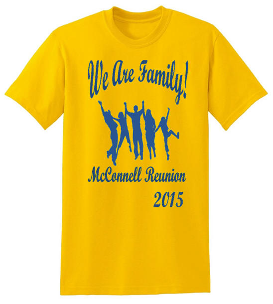 Family Reunion T Shirt Design #11 Family Reunion T Shirt Design #12