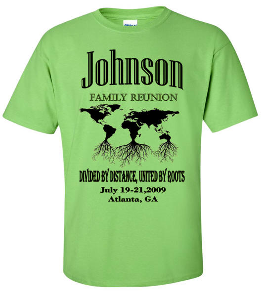 Family Reunion T Shirt Designs Images | K J Product 2